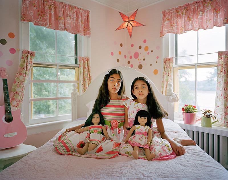 1552 Девочки куклы