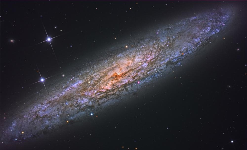 фотографии космоса с телескопа хаббл исполняются