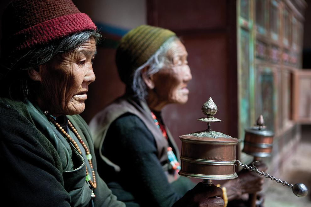 1584 Монтанг: бывшее королевство Ло в Непале
