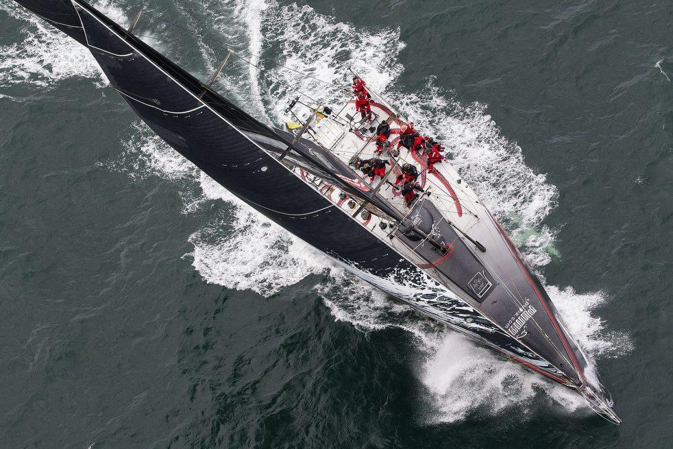 1602 Кругосветная регата «Volvo Ocean Race» направляется в Майями