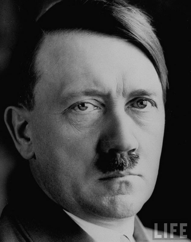 1618 Жизнь Адольфа Гитлера в фотографиях