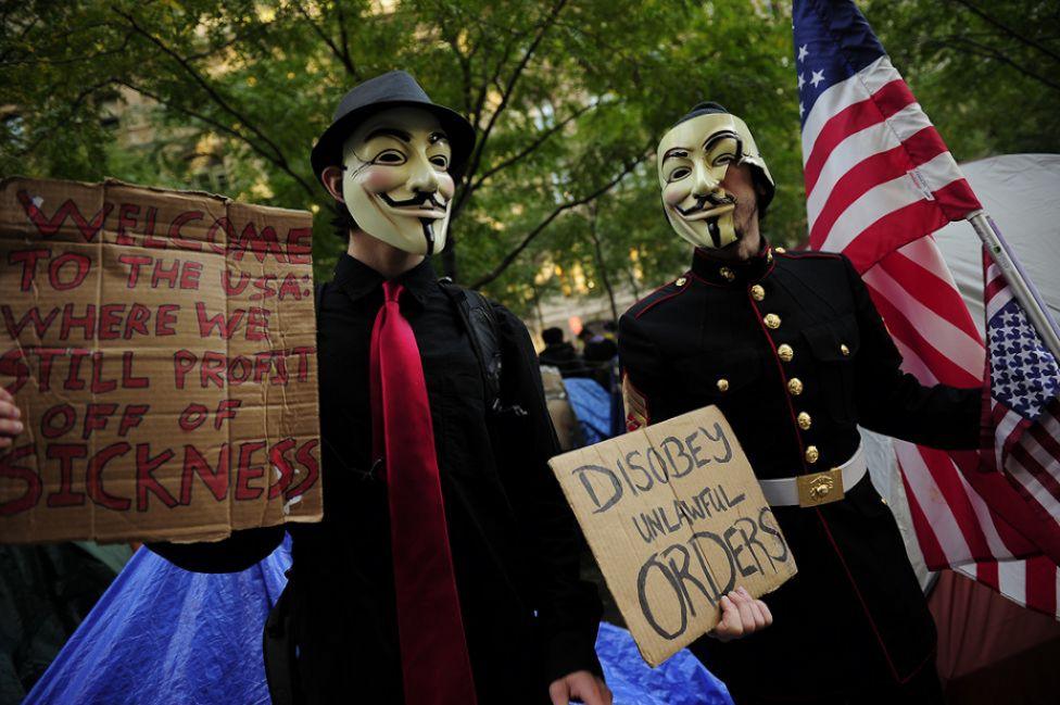 1639 Протесты против системы