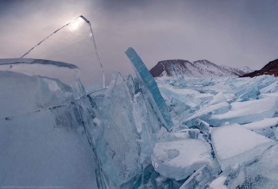 1643 Тонкие струны Байкала или 400 км на коньках