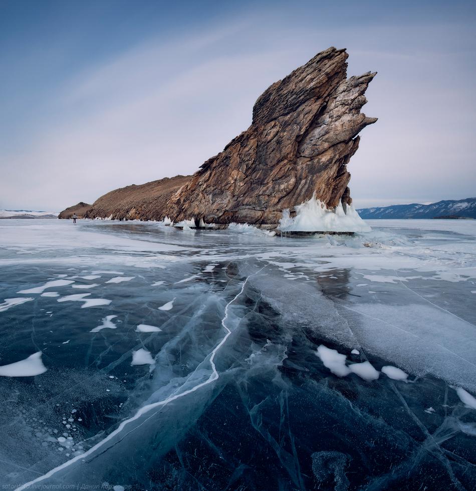 1650 Тонкие струны Байкала или 400 км на коньках (Часть 2)