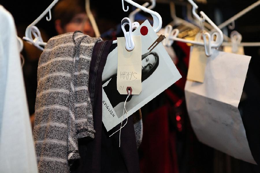 1716 За кулисами нью йоркской недели моды сезона осень 2012