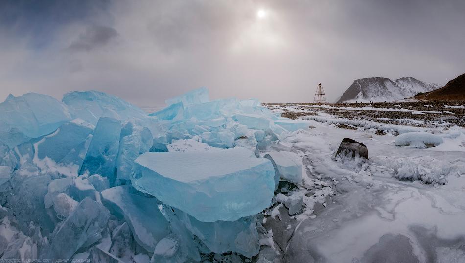 1741 Тонкие струны Байкала или 400 км на коньках