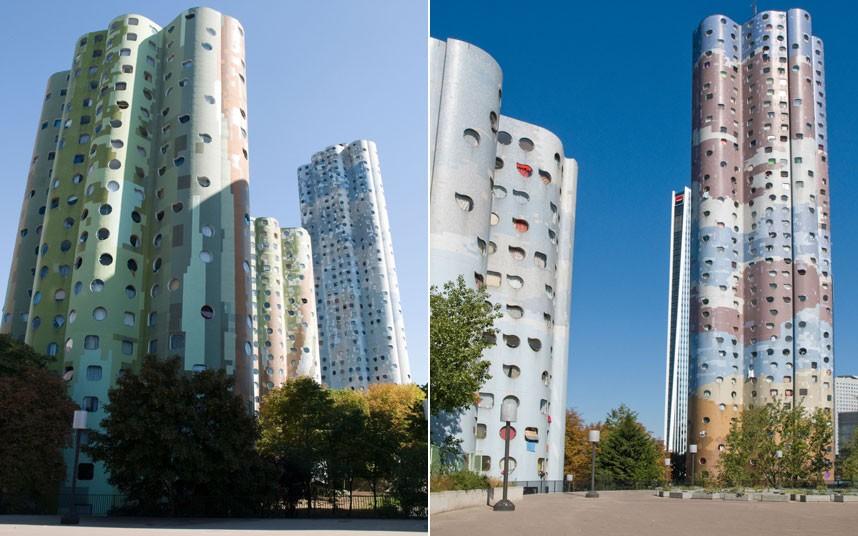 175 Самые уродливые здания мира
