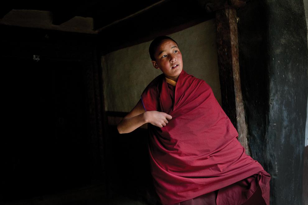 1771 Монтанг: бывшее королевство Ло в Непале