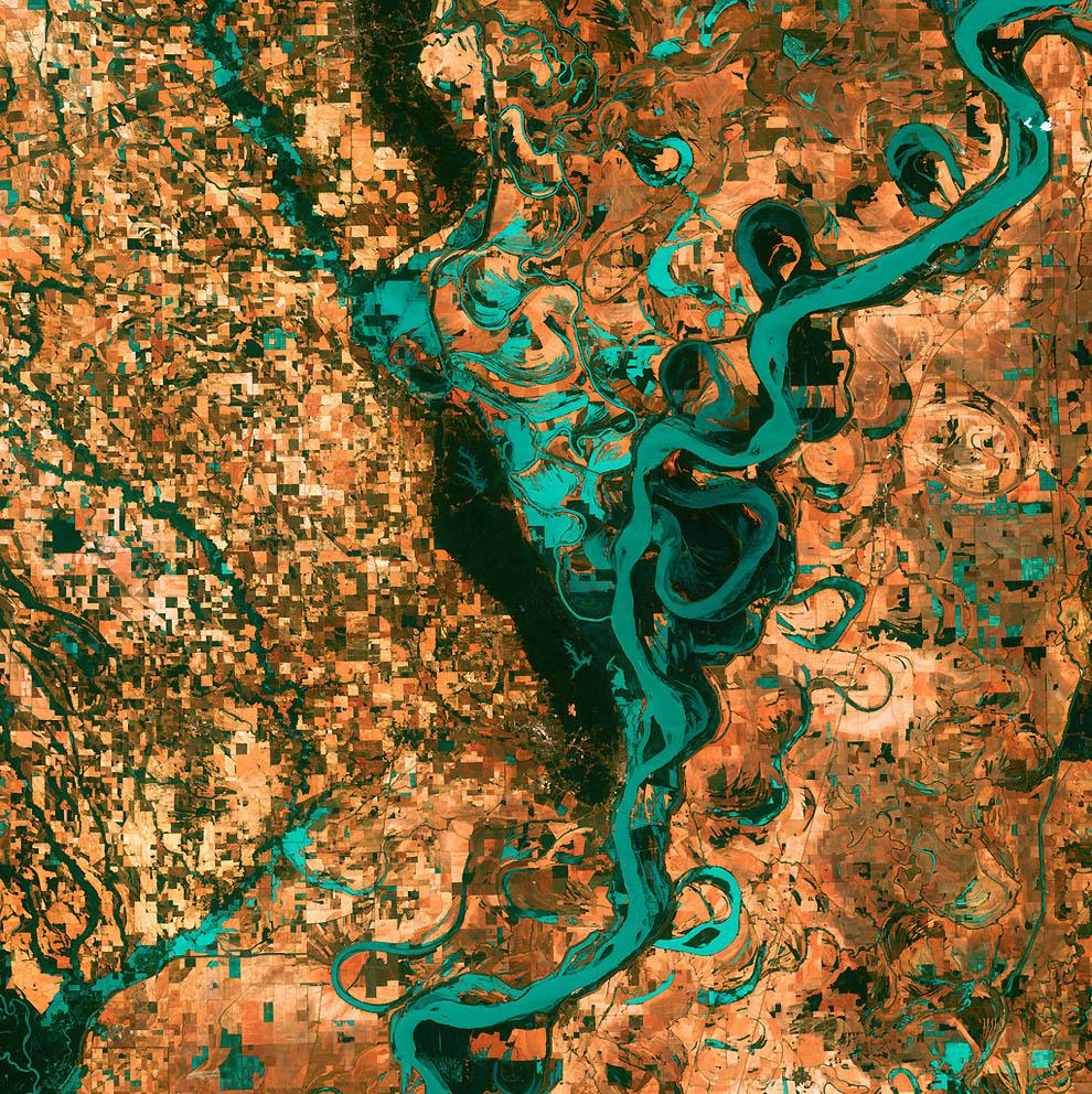 1803 Красота планеты   взгляд с высоты