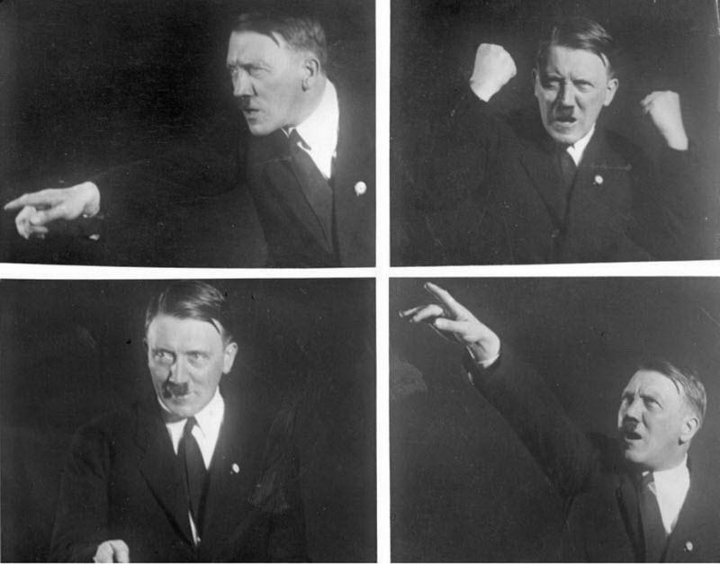 1816 Жизнь Адольфа Гитлера в фотографиях