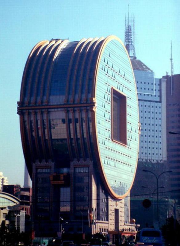 184 Самые уродливые здания мира