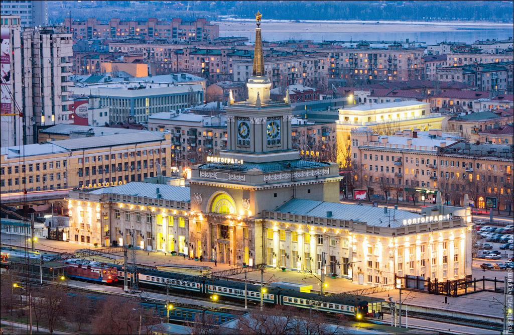 1858 Высотный Волгоград
