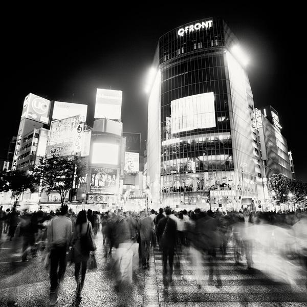 187 Черно белая красота больших городов