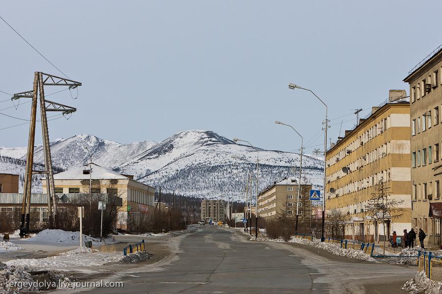 189 Экспедиция на Чукотку: Билибино   самый дорогой город на Земле