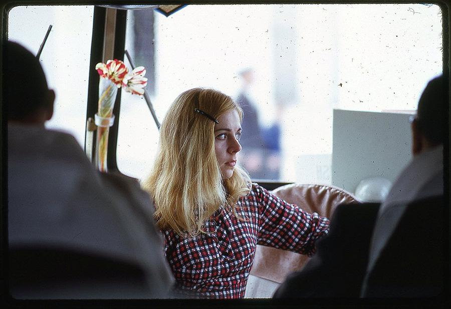 1936 Москва 1969 года в объективе американского фотографа
