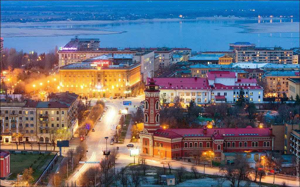 1955 Высотный Волгоград