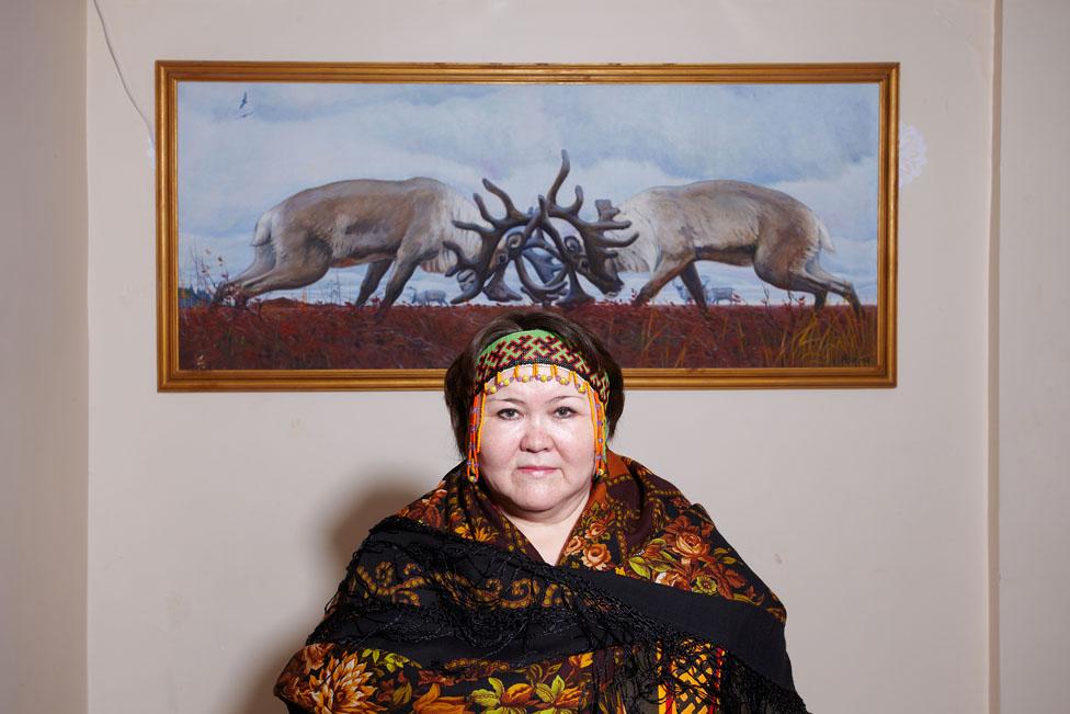 1990 Фотопутешествие на Ямал: линия Севера