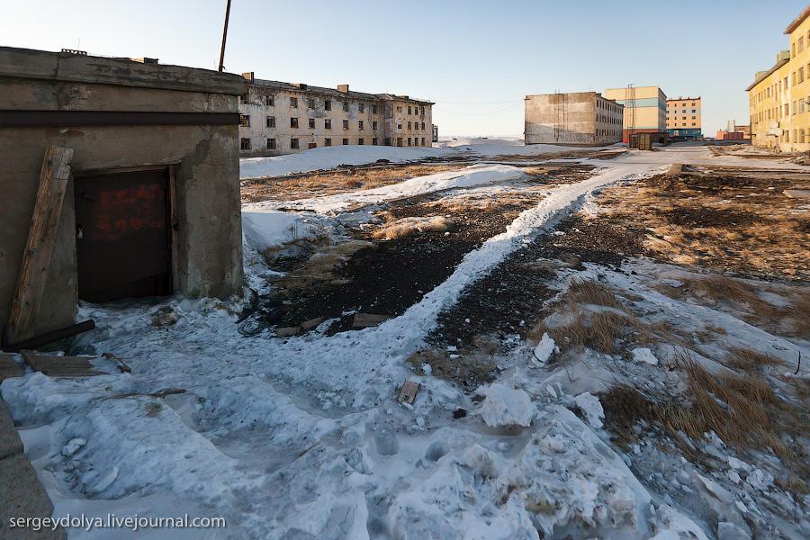 2026 Певек   самый северный город России