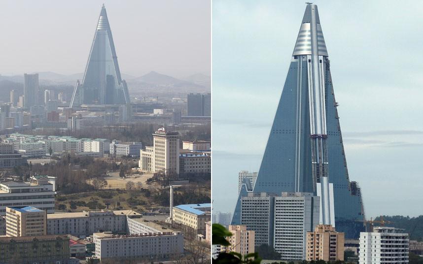 203 Самые уродливые здания мира