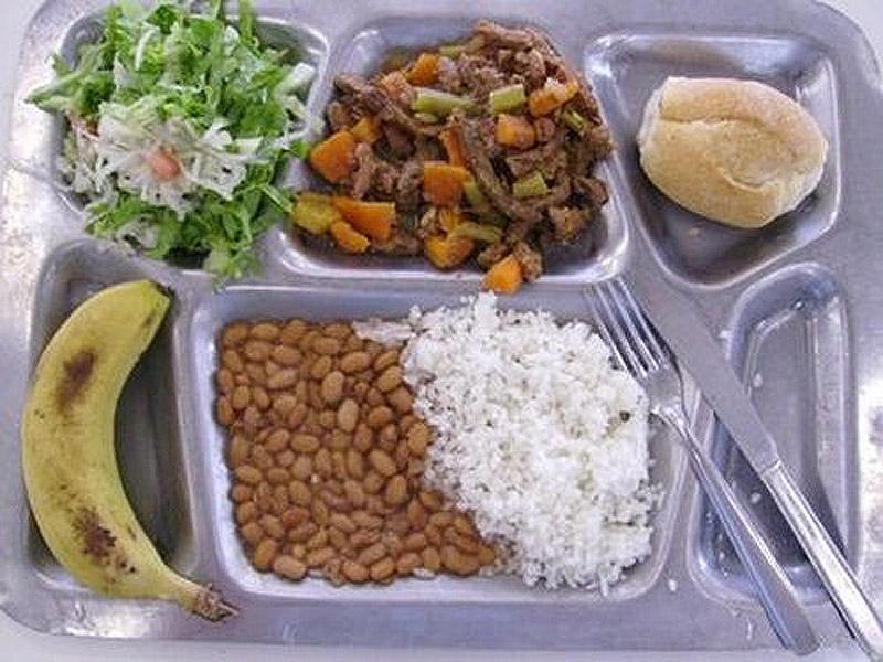 2030 Школьные обеды в разных странах мира