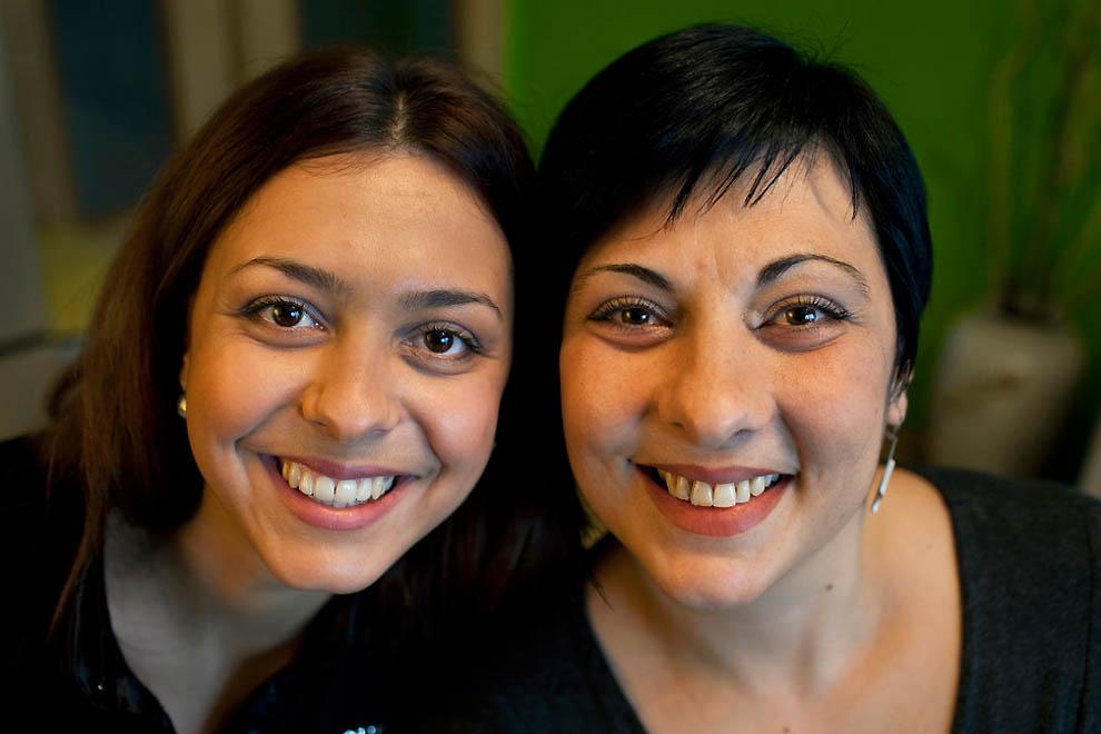 2031 Женщины Сараево тогда и сейчас