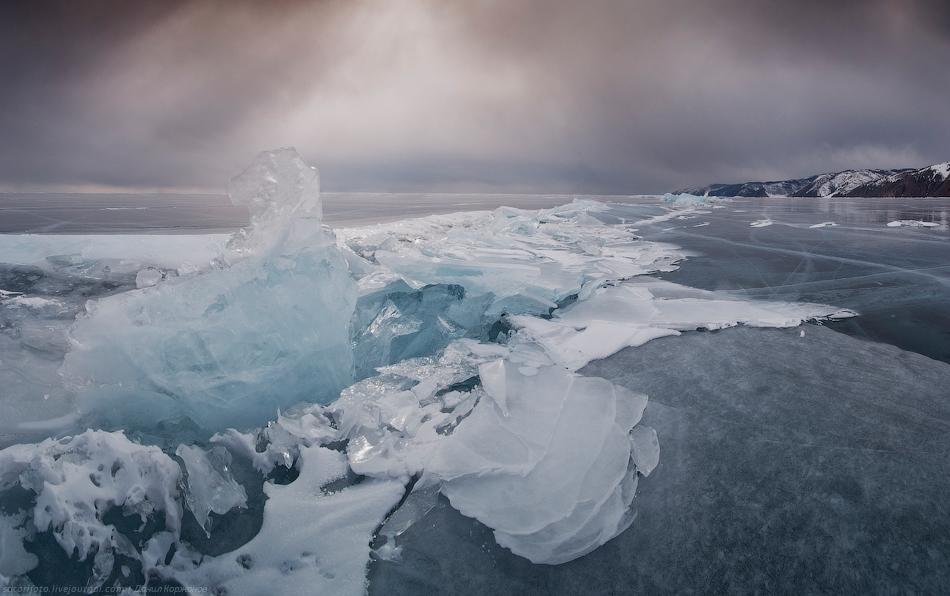 2036 Тонкие струны Байкала или 400 км на коньках