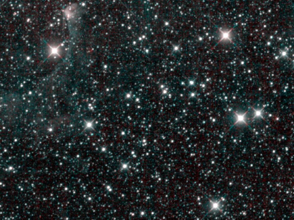 2045 Космос в тепловых лучах