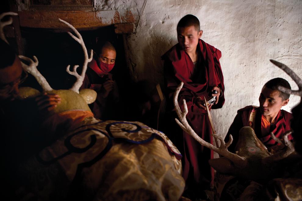 2062 Монтанг: бывшее королевство Ло в Непале