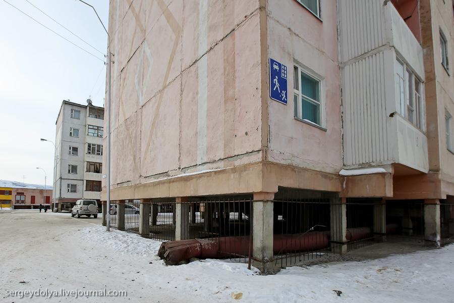 208 Экспедиция на Чукотку: Билибино   самый дорогой город на Земле