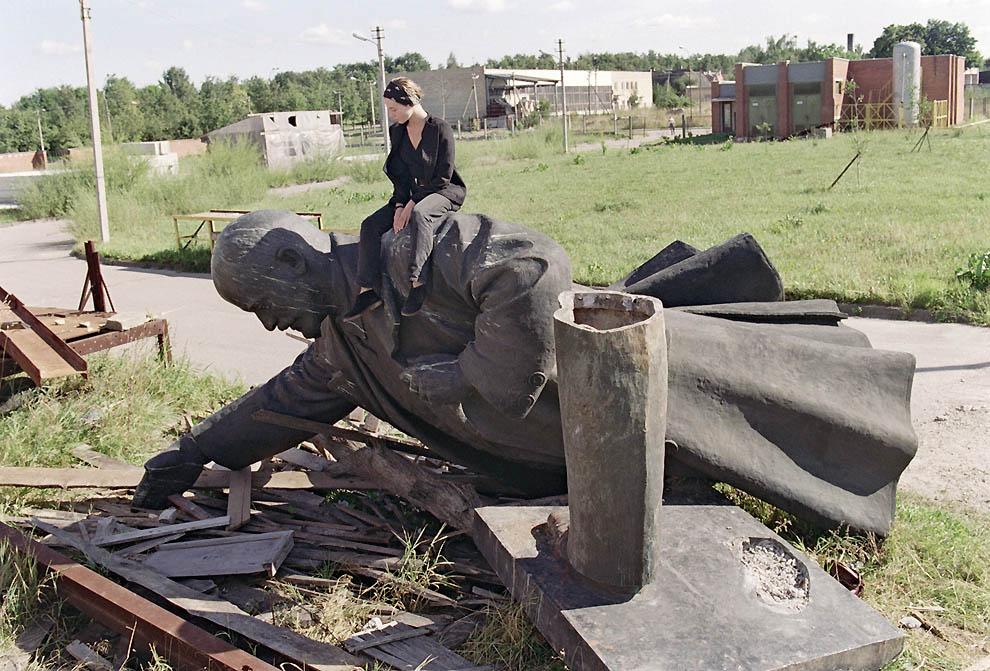 21100 Самые яркие кадры последних месяцев существования СССР