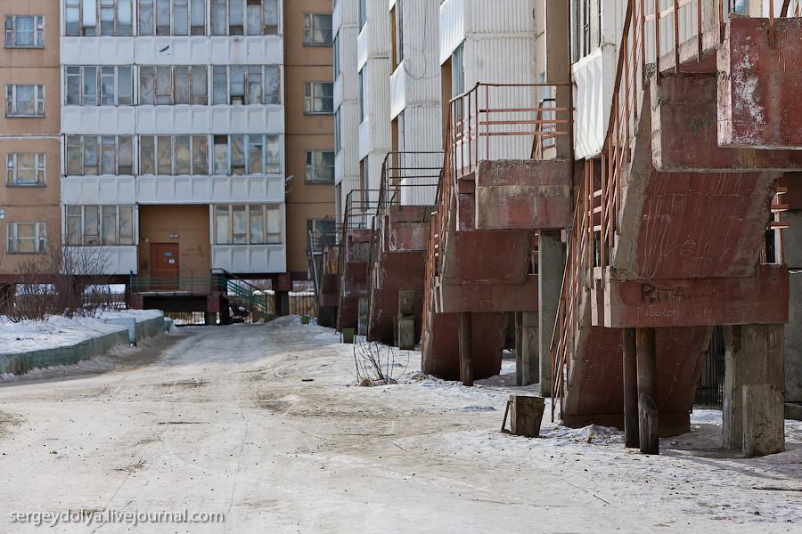 2114 Экспедиция на Чукотку: Билибино   самый дорогой город на Земле