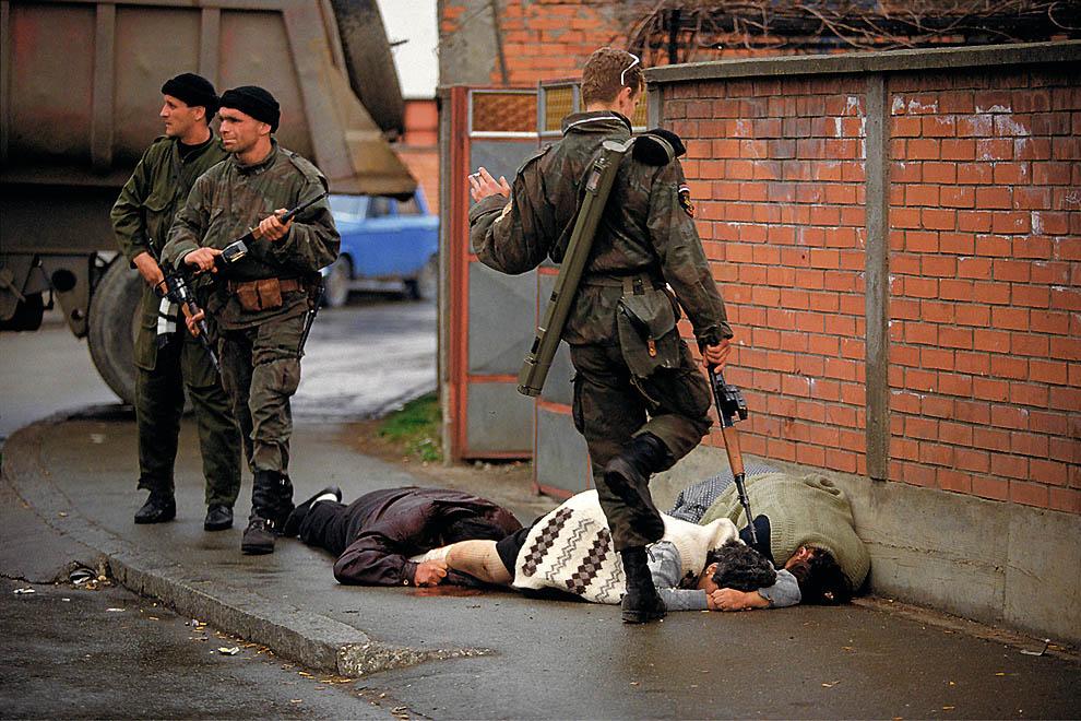 Ретроспектива: война в Боснии