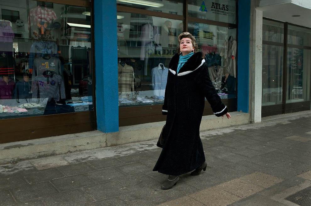 2154 Женщины Сараево тогда и сейчас