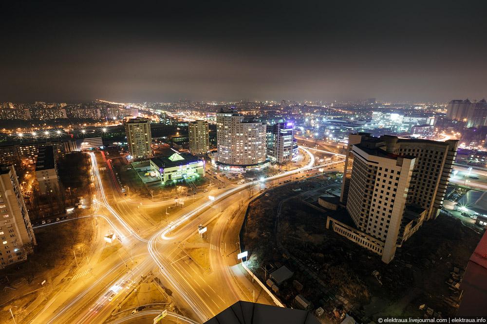 2169 Ночной Киев