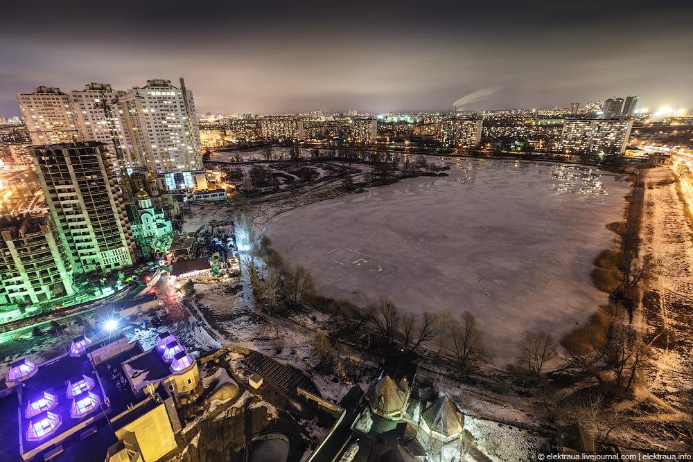 2170 Ночной Киев