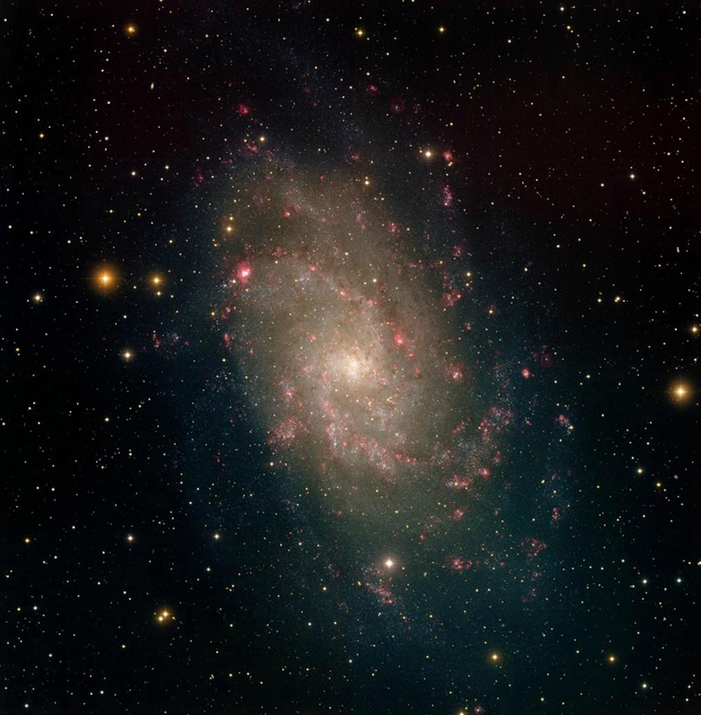 2184 30 лучших фотографий телескопа Хаббл