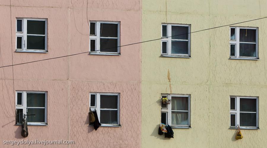 2211 Экспедиция на Чукотку: Билибино   самый дорогой город на Земле