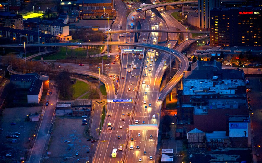 2217 Британские города с воздуха