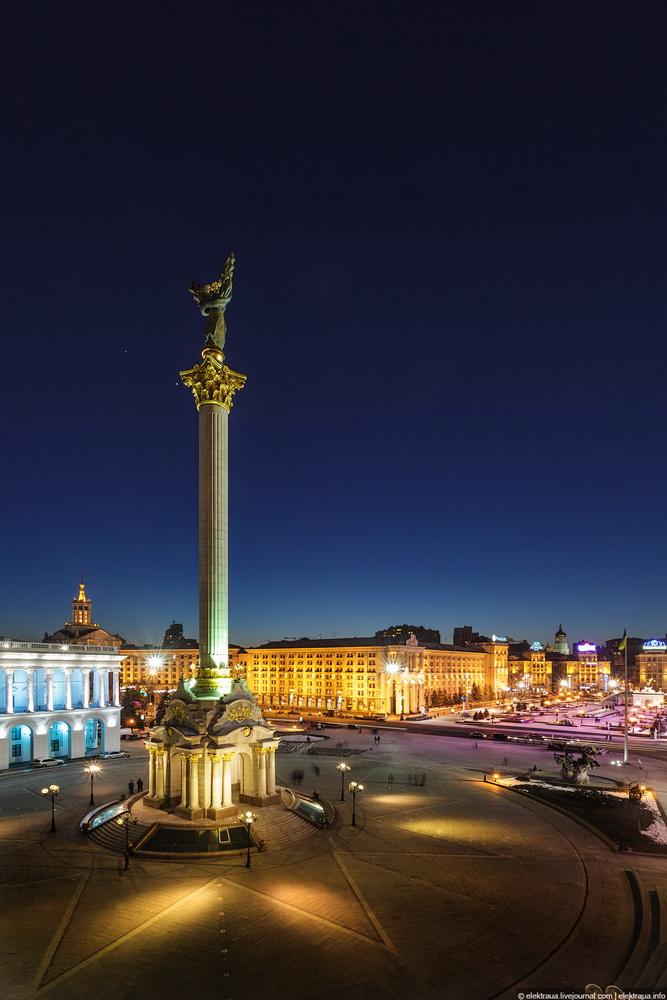 2235 Ночной Киев