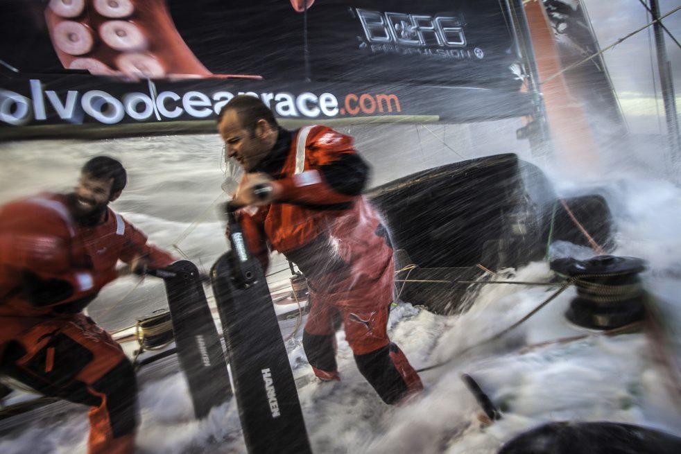 2295 Кругосветная регата «Volvo Ocean Race» направляется в Майями