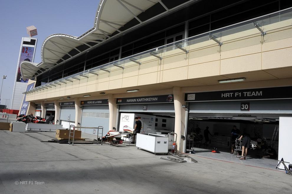 2297 За кадром Гран При Бахрейна 2012