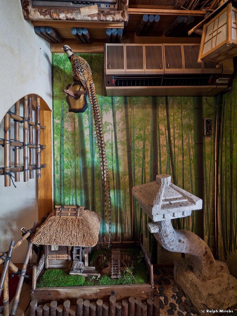 2320 Заброшенный отель в Японии