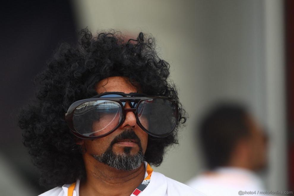 2356 За кадром Гран При Бахрейна 2012