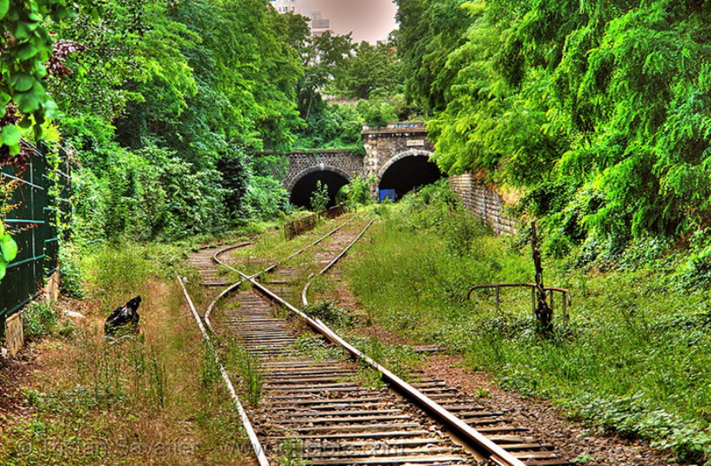 2374 Заброшенные железные дороги