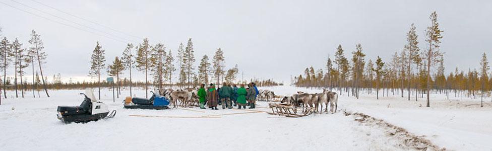 2383 Фотопутешествие на Ямал: линия Севера