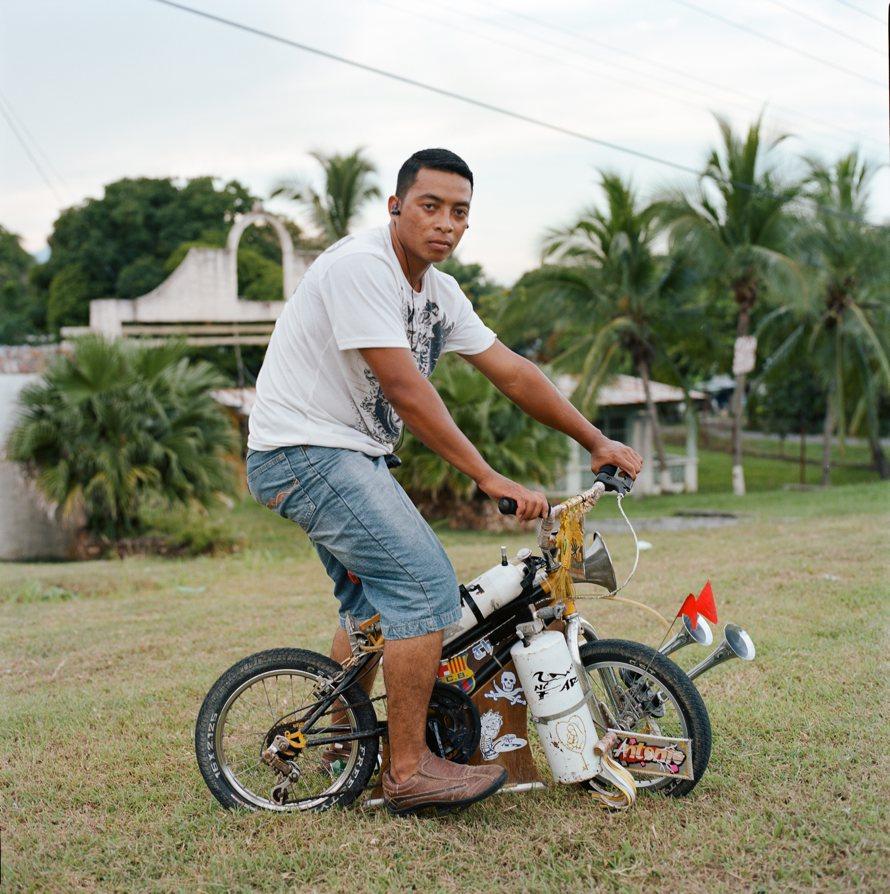 2389 Панамские велосипедисты в фотопроекте Priti Baiks