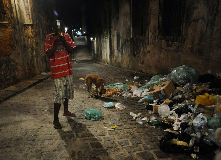 2416 Курильщики крэка из Бразилии