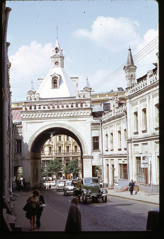 2426 Москва 1969 года в объективе американского фотографа