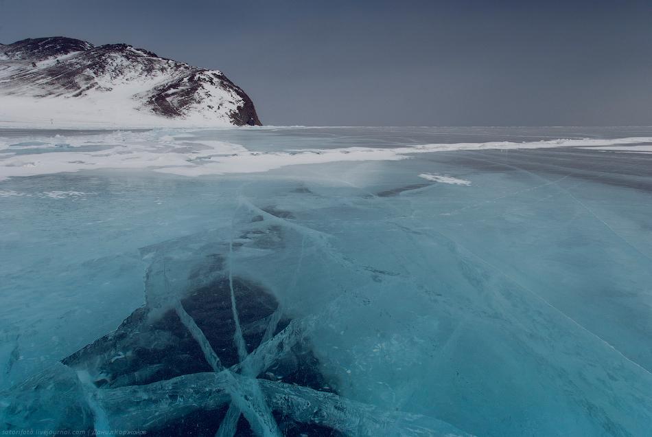 2427 Тонкие струны Байкала или 400 км на коньках
