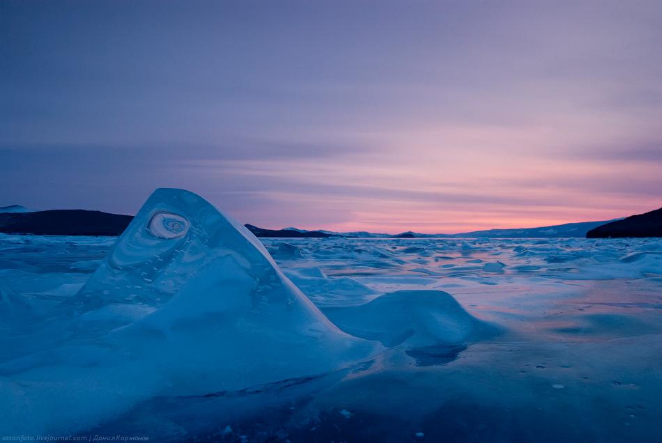 2430 Тонкие струны Байкала или 400 км на коньках (Часть 2)